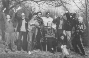 Участники международной конференции Поэтика русского авангарда